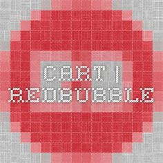 Cart | Redbubble