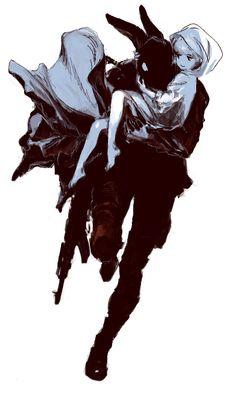 [pixiv] 【種族を越える愛】少女×野獣特集 - pixivスポットライト