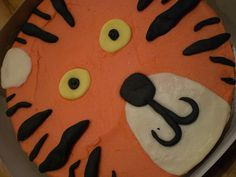 for Lorie - TIGER CAKE FOR TIGERLILLY'S PARTY by bake-a-boo - CATCHING UP!, via Flickr
