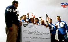1995 Hi-Tec sponsored the first Eco-Challenge