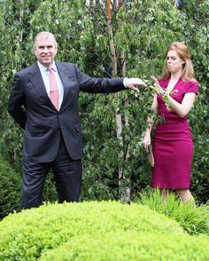 Duke of York and Princess Beatrice of York