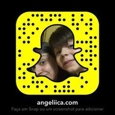 """pσr Angélicα Viegαs no Instagram: """"Tô lá no #Snap? Tô sim sinhô: angeliica.com!  Eu e o #Diguinhoaos5!!!  #sómãeentende"""""""