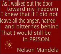 Don't be a prisoner for life!