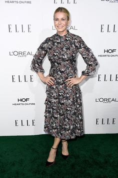 Chelsea Handler wearing LUCY to the 23rd annual Elle Women in Hollywood Awards in Los Angeles.