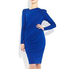 Issis Dress Cobalt Blue