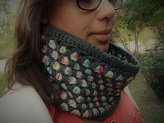 Ravelry: Marruecos Infinity Cowl pattern by Sheepuycolors yarns