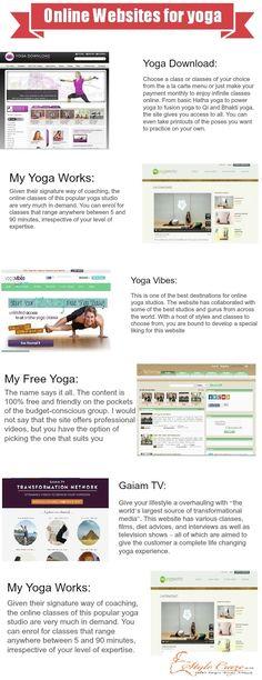 Top 10 Online Websites That Offer Yoga Classes