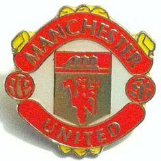 Manchester United Metal Pin Badge