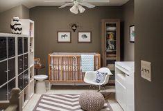 8 best chambre bébé marron beige images on Pinterest   Conkers ...