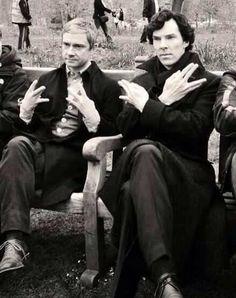 Benedict Cumberbatch - a Nerdfighter?