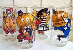 McDonald's glasses