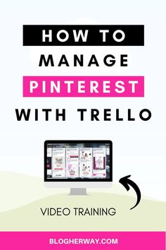 Hey Pinterest marketer, did you know that you can easily keep your Pinterest content organized with Trello? Click to learn more about how I keep track of all of my Pinterest images and manage my Pinterest content with Trello. #pinterestmarketing #blogtips Social Media Marketing Business, Social Media Tips, Online Marketing, Marketing Tools, Trello Templates, Entrepreneur, Pinterest For Business, Pinterest Marketing, Blog Tips