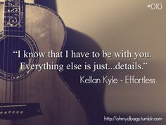 Kellan Kyle, Effortless by. S.C. Stephens