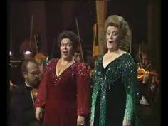 Dame Joan Sutherland and Marilyn Horne:  The Flower Duet