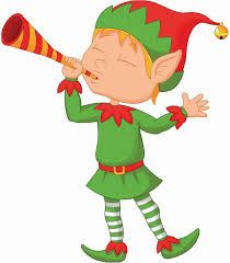 """Buy the royalty-free Stock vector """"Vector illustration of Cute christmas cartoon elf presenting"""" online ✓ All rights included ✓ High resolution vector f. Christmas Garden, Christmas Elf, Outdoor Christmas, Christmas Projects, Holiday Crafts, Christmas Ideas, Christmas Decorations, Christmas Graphics, Christmas Clipart"""