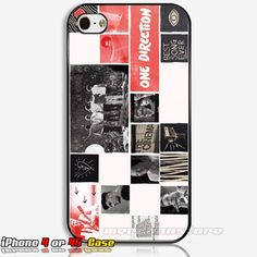 Fans One Direction Lovers iPhone 4/4S Case