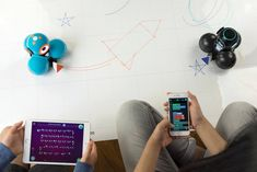 This super fun new pack from makers of our favorite robots lets kids use coding to create artwork, doodles, shapes and secret messages. Here's why it's a perfect educational toy for indoor fun.