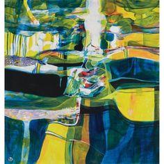 Bengt Arne Linderos (BAL) Swedish, 1929-1989 Landscape I Lot 70