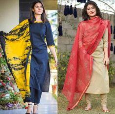 Churidhar Designs, New Kurti, Fashion Pants, Designer Dresses, Sari, Stylish, Stuff To Buy, Women, Saree
