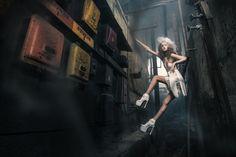 Фотография Fashion boiler автор Benjamin Von Wong на 500px