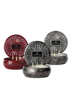 Voluspa Candles & Home Fragrances Voluspa Candles, Scented Candles, Soy Candles, Candle Diffuser, Aroma Diffuser, Fragrant Candles, Soy Candle Making, Candle Companies, Candle Lanterns