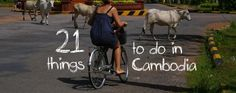 21 Different Things to do in Cambodia - Seeing Hands Massage, Friends Shops, Rabbit Island