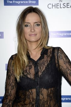 Fran Newman-Young - Made in Chelsea perfume launch at Raffles in London 12/09/13