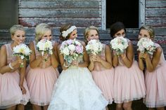 Vintage glam cuties: http://www.stylemepretty.com/canada-weddings/manitoba/winnipeg/2014/11/20/vintage-glam-winnipeg-wedding/   Photography: Moore - http://moorephotography.ca/