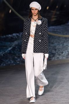 Chanel Resort 2019 Fashion Show Collection  See the complete Chanel Resort 2019  collection. 5d57ad69820