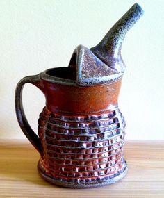 Ewer, Cruet, Pouring Pot, for soap!