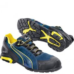 642735 Puma Men s Rio Low Safety Shoes - Blue www.bootbay.com 0d2548193
