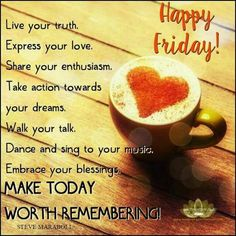 Friday Inspirational Quotes Happy Friday Quotes With  Happy Friday Everyone  Inspirational