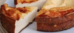 Receta de Tarta de queso súper fácil