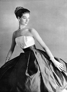 Maggy Rouff gown