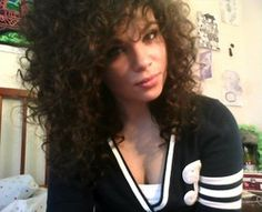 I want my curls to look like this!