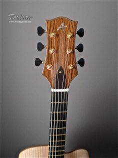 Applegate Archtop headstock