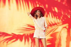 Cara Delevingne Heads to Miami for Reserved's Spring 2013 Campaign | Fashion Gone Rogue: The Latest in Editorials and Campaigns