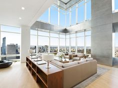 Spectacular One Beacon Court Penthouse - NYC