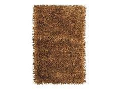 brown shag rug, Zig Zag Living Room
