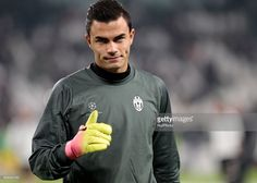 Emil Audero during Champions League match between Juventus v Dinamo Zagreb, in Turin, on December 7, 2016.