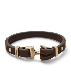 #Fossil Anchor Bracelet