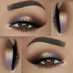 ♛ Getting Fancy ♛ - Pinterest: Crackpot Baby #makeupideaseyeshadows