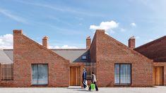 courtyard housing - Barking, London - Patel Taylor