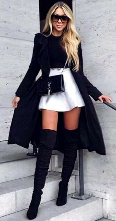 Classy Outfits, Stylish Outfits, Fall Outfits, Fashion Outfits, Womens Fashion, Fashion Trends, Fashion Ideas, Fashion Inspiration, Summer Outfits
