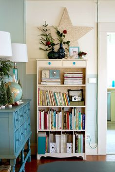 A very merry home tour by @Trisha Brink on the Gatherings Magazine Blog