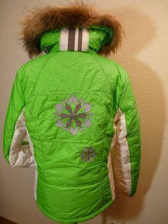 Elegante Damen Skijacke Polar von Mountain Spirit Pose, Elegant, Hoodies, Sweaters, Fashion, Snowboarding Jackets, Sport Clothing, Women's, Classy