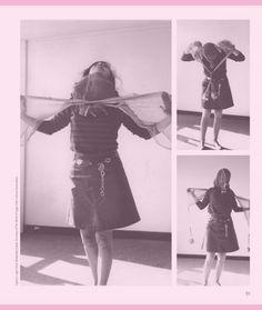 Pink Performance, Leather Skirt, Skirts, Fashion, Moda, Leather Skirts, Fashion Styles, Skirt