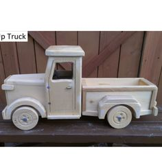 Pick-Up Truck from Woodworks Craftsmanship for $110.00 on Square Market