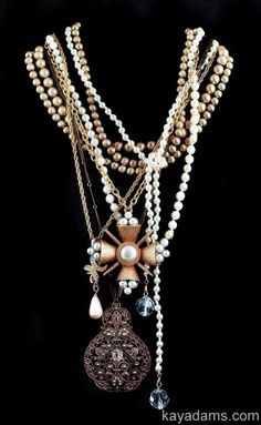 L5076 [L5076] - $491.00 : Kay Adams, Anthill Antiques, Jewelry and Chandelier Heaven