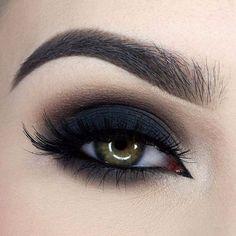 Красивые идеи вечернего макияжа глаз! 1